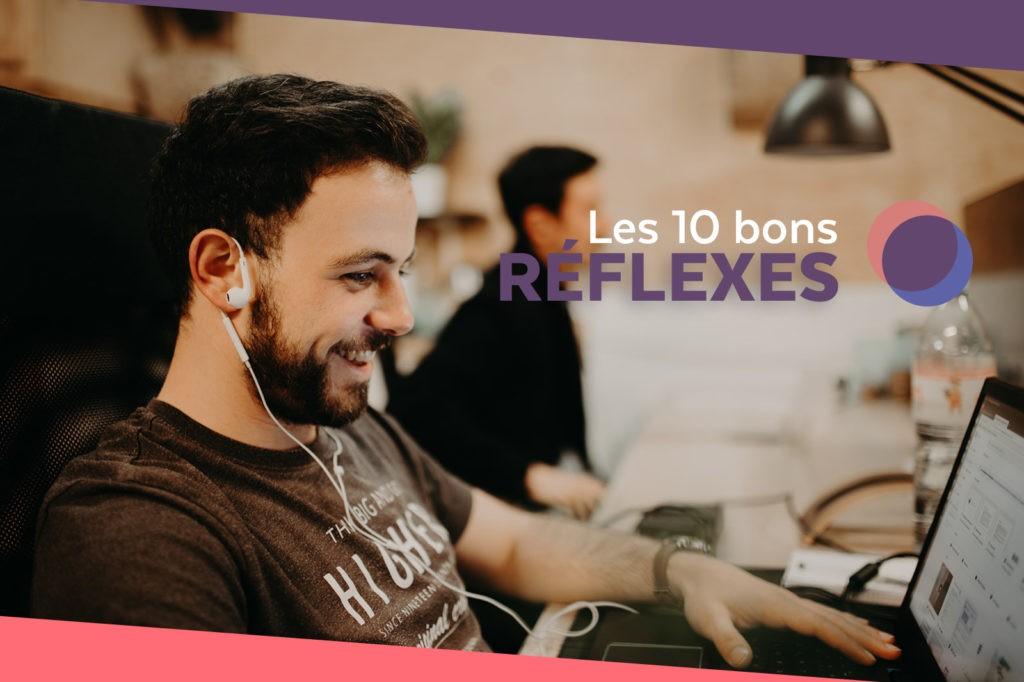 Travailler en freelances, quels sont les dix bons réflexes à avoir pour réussir en freelance?