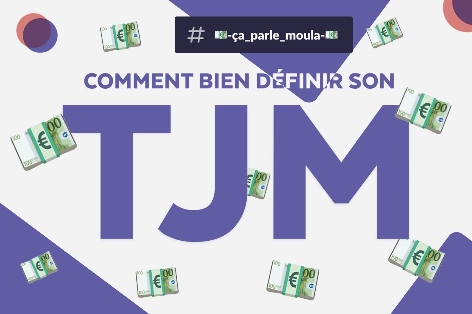"""Comment notre plateforme freelance aide à savoir comment bien définir son taux moyen journalier """"TJM""""?"""